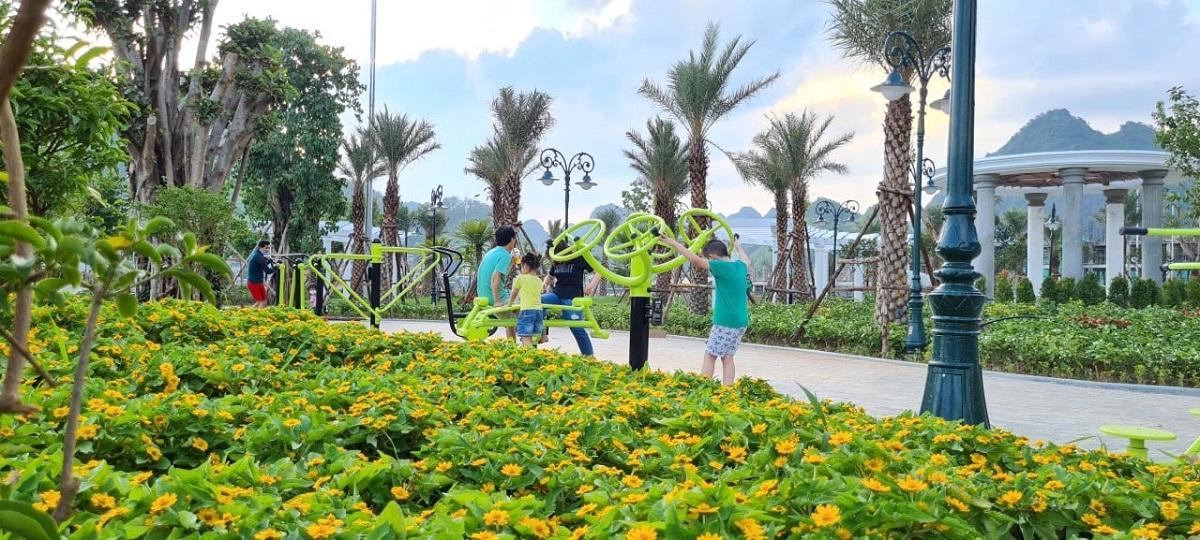 Không gian đô thị mới hiện đại tại Picenza Riverside giúp nâng tầm trải nghiệm sống cho cư dân.