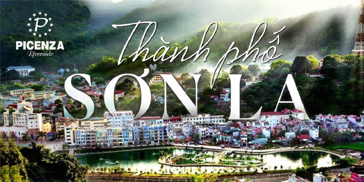 Thành phố Sơn La ngày càng phát triển vượt bậc
