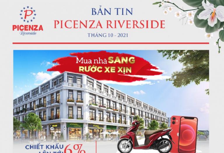 Bản tin Picenza Riverside Tháng 10/2021